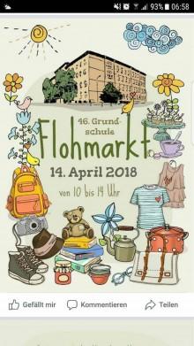 Flohmarkt an der 46. Grundschule | Flohmarkt an der 46. Grundschule
