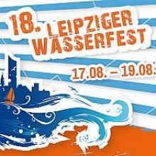Leipzig schwappt über – zum 18. Leipziger Wasserfest |