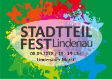 Stadtteilfest am 8. September 2018 auf dem Lindenauer Markt | Nach mehrjähriger Pause findet wieder ein Stadtteilfest auf dem Lindenauer Markt statt.