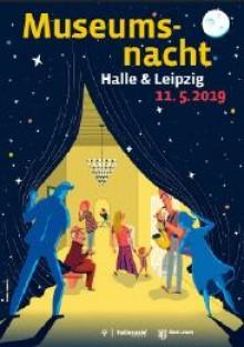 Museumsnacht 2019 in Halle und Leipzig - und Lindenau | Museumsnacht 2019 in Halle und Leipzig