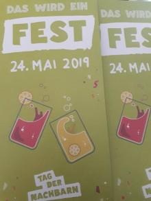 Tag der Nachbarn am 24. Mai: Fest am Lindenauer Markt  | Quelle: www.tagdernachbarn.de