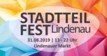 Stadtteilfest auf dem Lindenauer Markt 2019 |