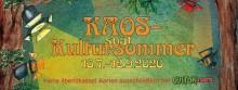 KAOS-Kultur(spät)sommer vom 16.7. bis 12.9.2020 |