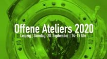 XIX. Offene Ateliers Leipzig am Sonntag, 20. September 2020 |